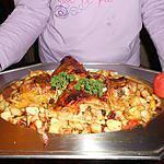 recette Cuisses de dindes roties aux épices