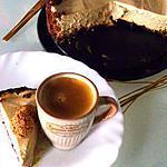 recette Cheesecake café et amaretti