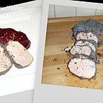 recette Filet mignon en croûte de pavot