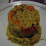 recette RISOTTO DE CAROTTES AU CURRY