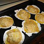 Coquilles Saint-Jacques à la crème