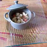 recette escalopes de poulet en cocotte