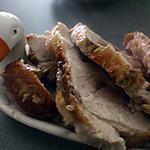 recette Rôti de porc moëlleux.... façon Kapi...