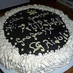 recette Un joyau tout en contraste pour mon anniversaire ;)
