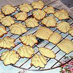 recette Petits biscuits