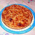recette Galette franc-comtoise, galette bisontine