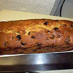 recette cake aux raisins (recette lenotre)