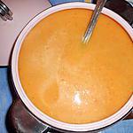 recette Potage crecy