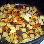 recette Pommes de terres sautées