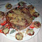 recette ma pizza saumon champignons;;;;;avec   recette de pate a pizza   de jeanmerode