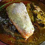 recette saumon au philadelphia