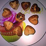 recette Muffin moelleux aux eclats de caramel beurre salée & ...