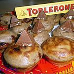 recette Moeleux au toblerone