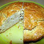 recette Gâteau finlandais à la cardamome