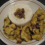 recette Dinde au curry l'autre façon