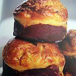 recette MINI CAKE AU MAGRET DE CANARD ET POMME