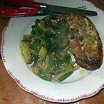 recette cuisse de poulet aux choux de bruxelles