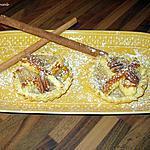 recette tartelletes à la crème de noix de pécan