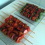 recette brochette de poulet epicées