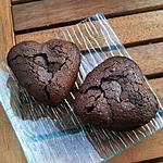 recette fondant chocolat au coeur crunch eclat de caramel