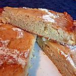 recette Gâteau aux poires léger sans beurre trop gourmand !
