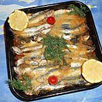 recette Sardines à la mentonaise