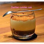 recette Tiramisu au speculoos et chocolat