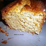recette Cake au miel et à la cannelle