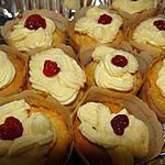 recette Cupcakes citron crème pâtissière citron