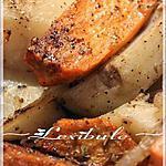 recette ~Pommes de terre rôties~