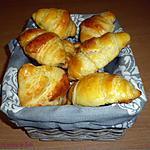 recette Croissants de Christophe Felder