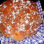 recette pain du peuple