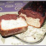 recette Cake noisette-choco