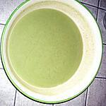 recette Soupe à la salade