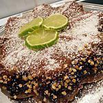 recette coco-nut (gâteau pour l'anniversaire de ma maman)