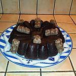 recette Gâteau au chocolat et oursons