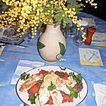 recette Filets d eglefins aux lentilles a la reine