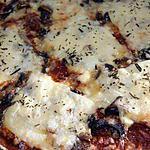 "recette La pizza  ""mamyloula"""