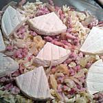 recette tortilette tartiflette