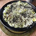 recette Agneau au riz et à l'aneth (recette iranienne)