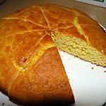 recette Gâteau à l'orange et à la crème aigre