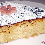 recette gâteau au yaourt façon oriental