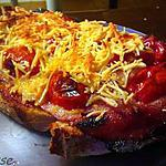 recette Bruschetta au jambon de parme italien