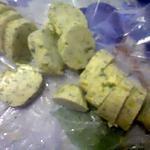 recette pastilles beurre d'ails et persil
