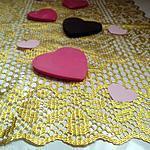 Coeurs en chocolat pour la St Valentin