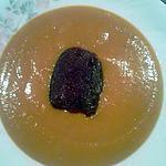 recette potage rouge passion
