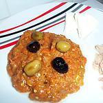 recette Salade tunisienne de légumes grillés : salade Méchouia