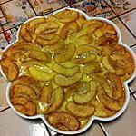 recette Clafoutis aux pommes (20minutes.ch) Photo perso