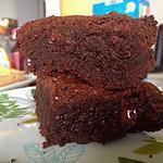 recette Brownie (un goûter a New York.... Encore et toujours je sais...)