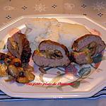 recette Filet de porc farci